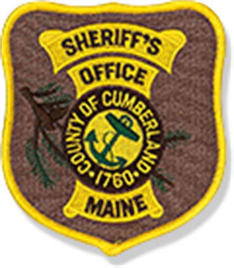 Cumberland County Arrest Records Maine Cumberland County Sheriff Official Website Official