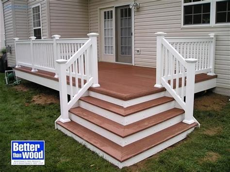 Deck Corner Stairs Design with Corner Stair Deck Ideas Pinterest Decks My And Front Steps