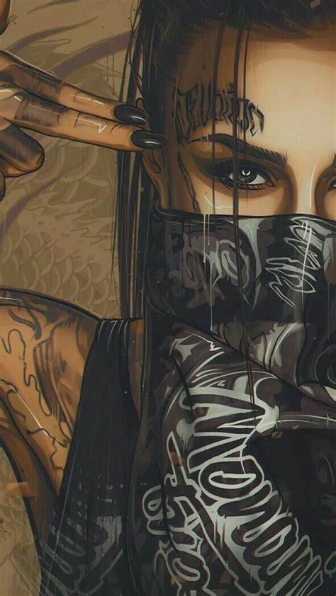 wallpaper girl gangster 95 best images about tatto on pinterest sugar skull girl