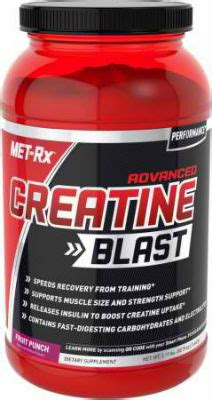 Creatine Ecer Met Rx 40 Caps advanced creatine blast fruit punch 30 srv 20 39ea from met rx