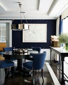 Blue Dining Rooms Dining Rooms Navy Blue Simple Home Decoration