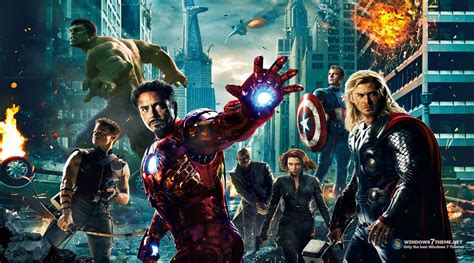 Download Theme Windows 7 Avengers | the avengers windows 7 theme windows download
