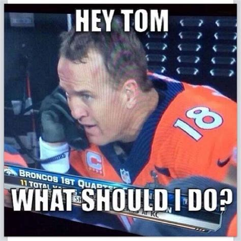 Peyton Manning Super Bowl Memes - peyton manning falls flat in super bowl gets clowned on