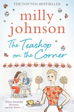 Wiwie Top the teashop on the corner by milly johnson wee