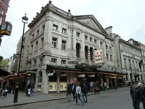 The Grand Coward front of house picture of noel coward theatre