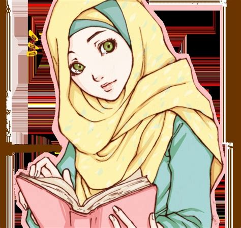 anime muslimah hijab muslim wallpapers