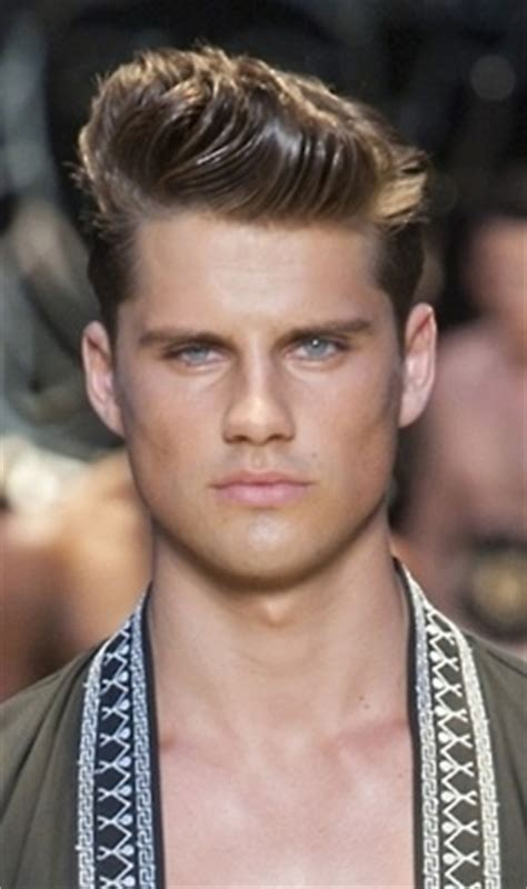 chiseled face + chiseled hair | men's hairstyles