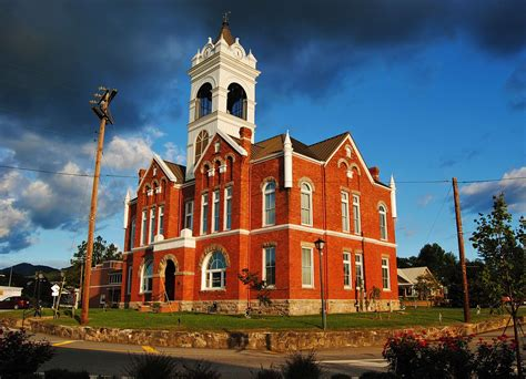 Union County Ga Records File Union County Ga Courthouse 1899 Nw View Jpg Wikimedia Commons