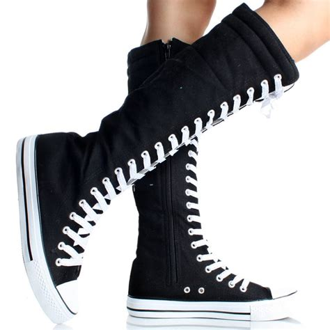 converse shoes for knee high 33 best knee highs shoes images on high shoes