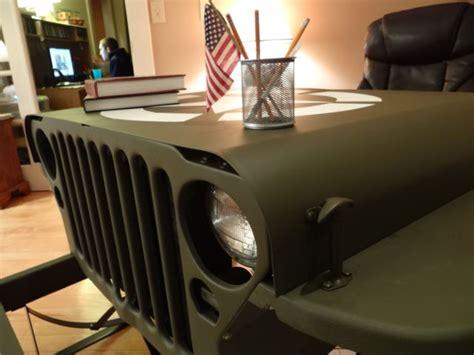 Jeep Desk Ww2 Willys Jeep Desk Get Gear