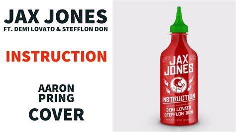 demi lovato instruction album jax jones instruction ft demi lovato stefflon don