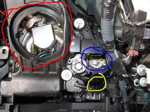 how to change your headlight bulbs on a g37 with pictures