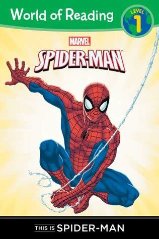 world of reading this is iron man review ironman this is spider man by thomas macri reviews discussion bookclubs lists