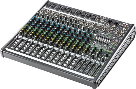 Mixer Mackie 4 Chanel mackie profx16v2 16 channel mixer 4 pa mixer pssl