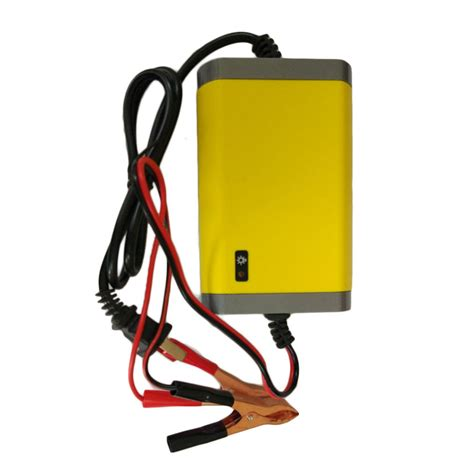 battery power charger 12v 2a intelligent auto car battery charger voltage
