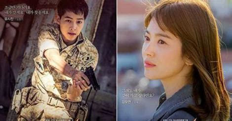 film korea eksotis descendants of the sun drama korea termahal facebook trends