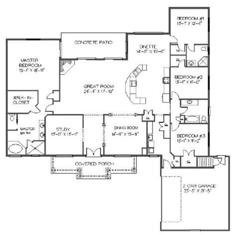 10 Landing Floor Plan - geneva a 4 bedroom 3 bath home in vischer s landing sold