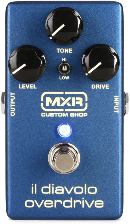 Sweetwater Gift Card - mxr csp036 il diavolo overdrive pedal sweetwater