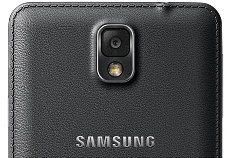 Kamera Samsung Galaxy Note 3
