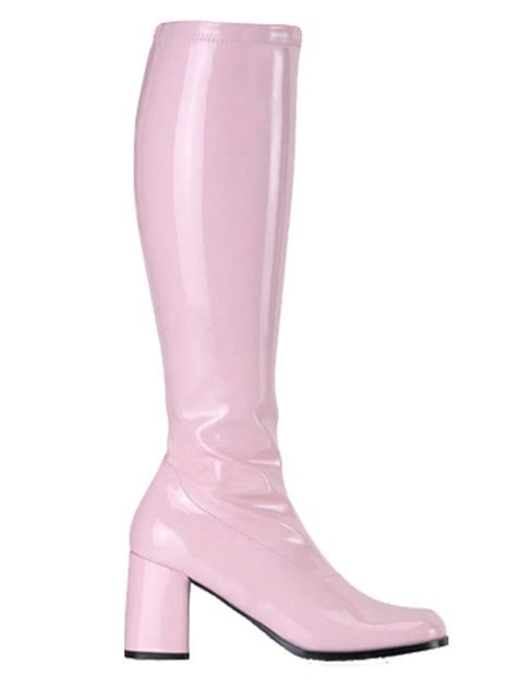 gogo boots gogo boots baby pink