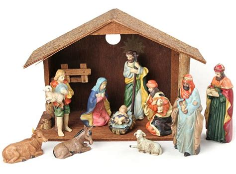 christian christmas outside decorations photograph religio