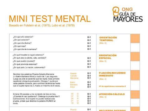 test alzaimer test alzheimer gratuito