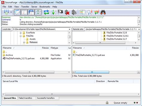 FileZilla Portable   PortableApps.com   Portable software