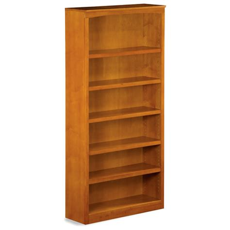 bookcase with adjustable shelves 6 tier wooden bookcase with adjustable shelves dcg stores