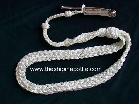 boatswain s whistle knot 7 best boatswain s lanyards images on pinterest lanyards