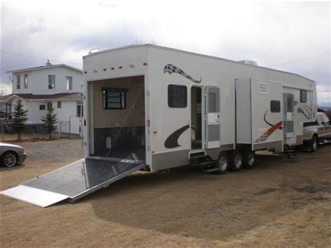 fifth wheel toy haulers 26ft Quotes