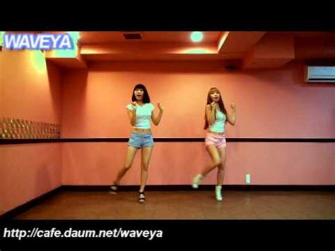 Dance Tutorial Fx Hot Summer | waveya ari miu fx hot summer kpop dance tutorial youtube