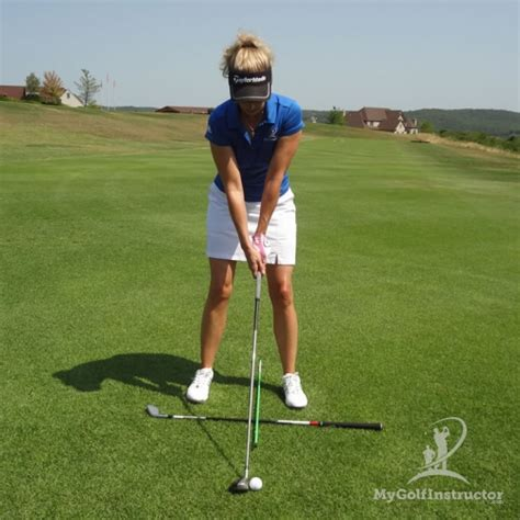 golf swing ball position ball position ball placement my golf instructor