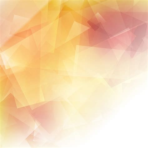 colors free polygonal background with warm colors vector free
