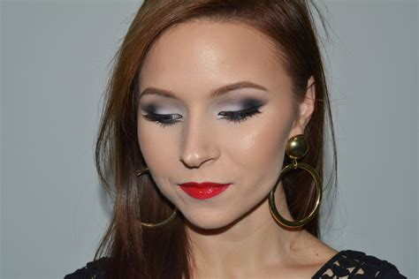 Eyeshadow Makeover glam makeup look