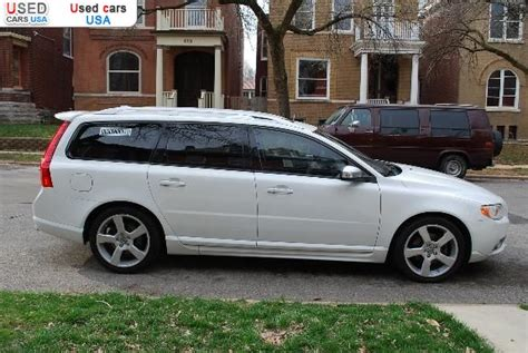 volvo r wagon for sale for sale 2010 passenger car volvo v70 r design wagon