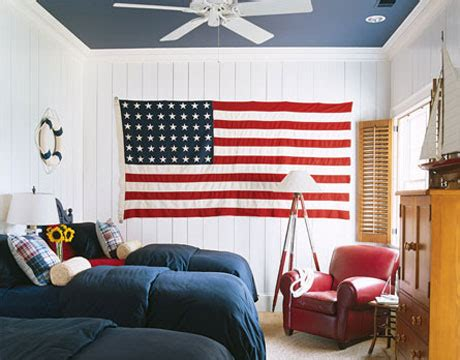 red white and blue bedroom red white and blue rooms