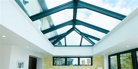 Skylights in Enfield, north London. By Enfield Windows