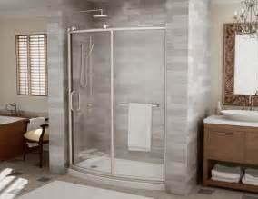 Modern Bathroom Doors Fleurco Roma Shower Doors Modern Bathroom Miami By Bathroom Trends