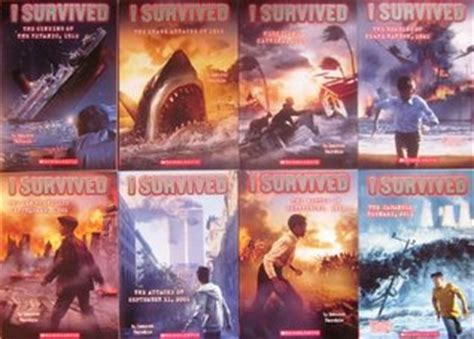 eight hurricane stories from books i survived series 8 book set the sinking of the titanic