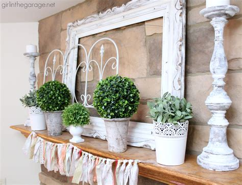 17 best images about decor greens of spring on pinterest green colors search and light table white and green spring mantel girl in the garage 174