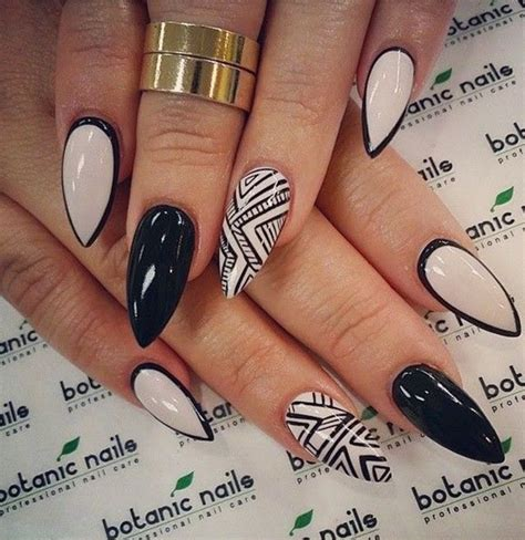 8 Sexiest Nail by Stiletto Nail Designs For 2014 2015 Hair And Nails
