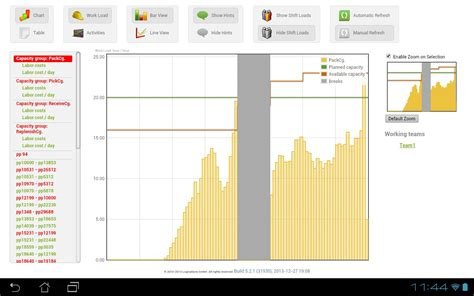 layout optimization android amazon com w2mo logistics design optimization wms 3d