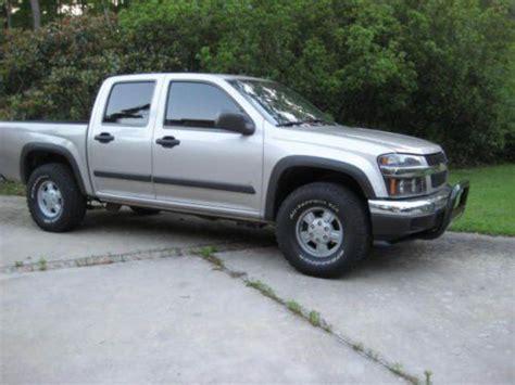 Chevrolet Colorado 4 Door For Sale by Purchase Used 2007 Chevrolet Colorado Lt Crew Cab 4 Door 3 7l 4x4 In Pompano