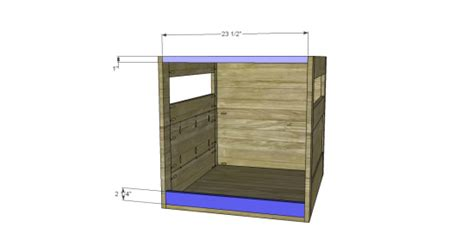 one sheet plywood dog house dog house woodworking plans woodshop plans