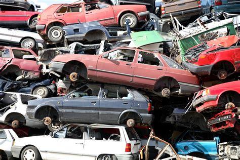 Auto Schrott by Scrap Cars Umweltbundesamt