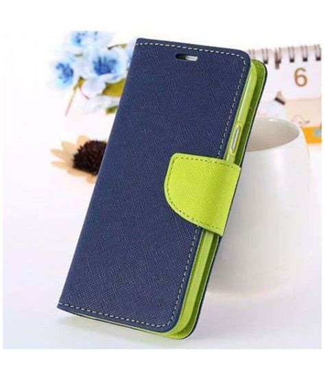 Gea Flip Cover Xiaomi Mi4 Gold xiaomi mi4 flip cover by plus mercury blue flip