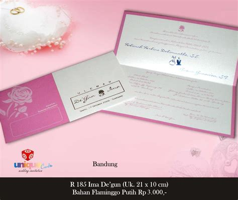 Undangan Pernikahan Wedding Invitation unique gallery undangan pernikahan wedding invitation