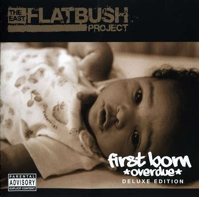 the east flatbush project first born overdue (cd) (2009