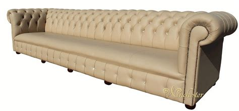 Dkny Sofa Light Blue Box Exclusive chesterfield lincoln swarovski crystallized 6 seater leather sofa ivory leather offer