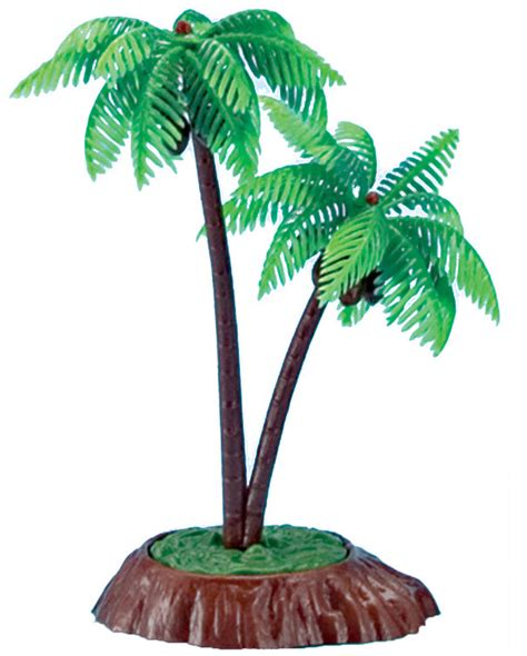 palm tree decorations palm tree table decoration accessories makeup